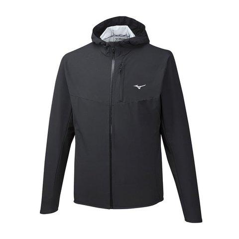Mizuno Endura 20k Jacket куртка для бега мужская черная