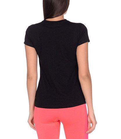 Asics Running Graphic Tee футболка для бега женская черная