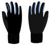 Nordski Active WS лыжные перчатки black-blue - 1