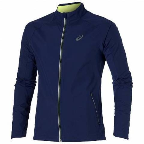 Куртка мужская Asics Windstopper (124740 8052) синяя