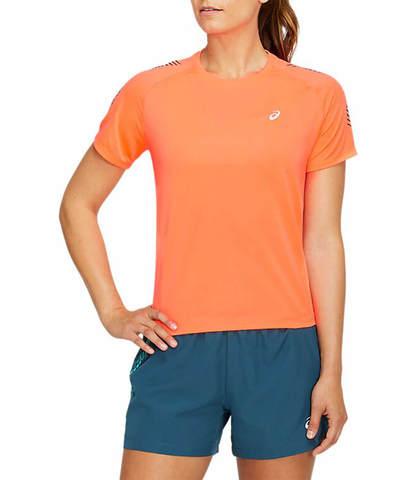 Asics Icon Ss Top футболка для бега женская
