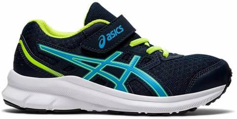 Asics Jolt 3 Ps кроссовки для бега детские синие