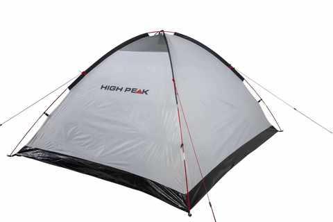 High Peak Monodome XL туристическая палатка четырехместная серебристая