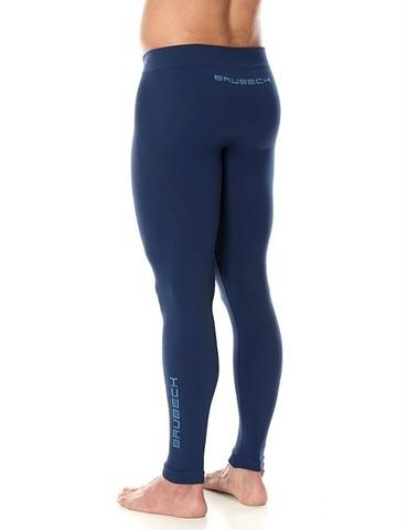 BRUBECK THERMO NILIT HEAT термобелье рейтузы мужские синие