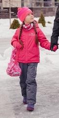 Nordski Jr Motion прогулочный костюм детский raspberry