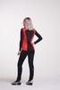 Nordski Premium женский лыжный жилет красный - 3