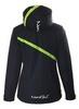 Nordski Premium женская утепленная лыжная куртка black/green - 4