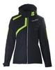 Nordski Premium женская утепленная лыжная куртка black/green - 3