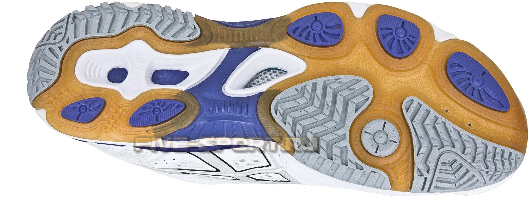 Asics Gel-Beyond 3 кроссовки волейбольные женские - 2