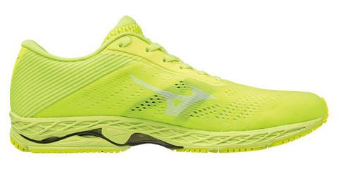 Mizuno Wave Shadow 3 беговые кроссовки мужские желтые