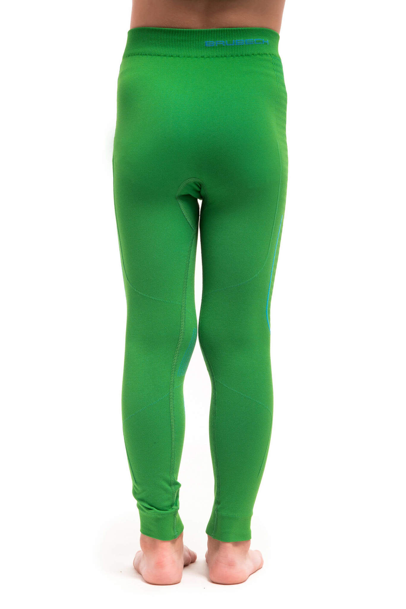 Brubeck Thermo детские термокальсоны зеленые - 2