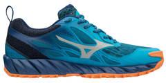Mizuno Wave Ibuki GoreTex женские беговые кроссовки синие