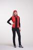 Nordski Premium женский лыжный жилет красный - 2