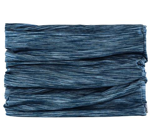 Craft Melange Jersey многофункциональный шарф-труба blue