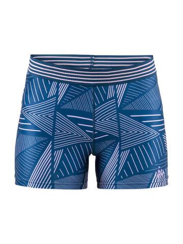 Craft Lux Fitness шорты женские blue
