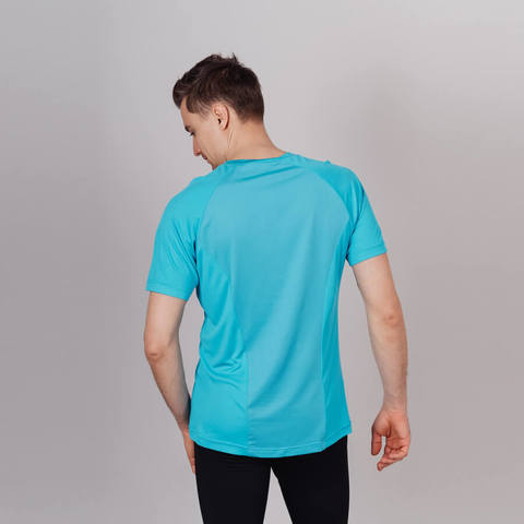 Nordski Active Elite комплект для бега мужской light blue