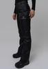 Nordski Light утепленные ветрозащитные брюки женские черные - 3