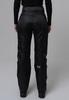 Nordski Light утепленные ветрозащитные брюки женские черные - 4