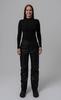 Nordski Light утепленные ветрозащитные брюки женские черные - 2