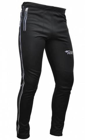 Ray WS Run лыжные разминочные брюки унисекс black
