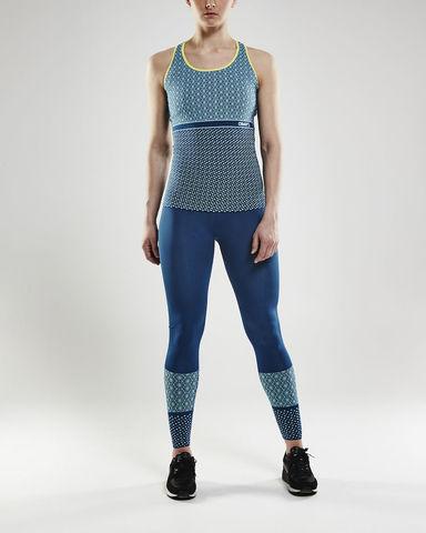 Спортивная майка женская Craft Core Block синяя
