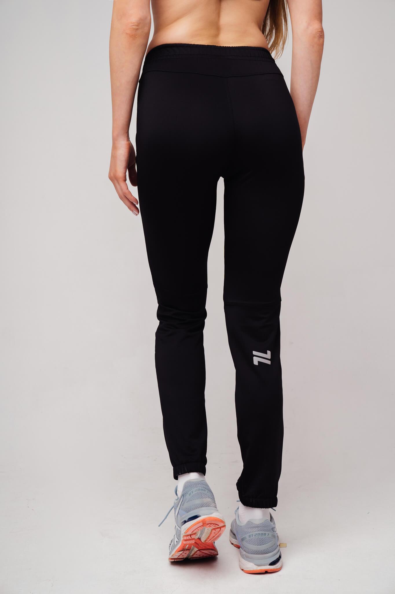 Nordski Sport костюм для бега женский pink-black - 4