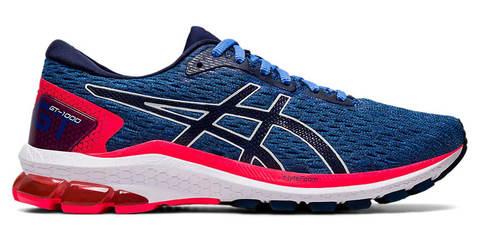 Asics Gt 1000 9 кроссовки для бега женские синие