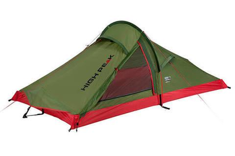 High Peak Siskin туристическая палатка двухместная