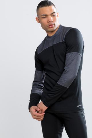 Craft Baselayer мужской комплект термобелья черный-серый