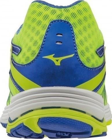 Кроссовки для бега мужские Mizuno Wave Sayonara 4 зеленые-синие