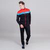 Nordski Jr Drive детский разминочный лыжный костюм black - 1