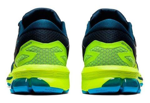 Asics Gt 1000 10 кроссовки для бега мужские синие