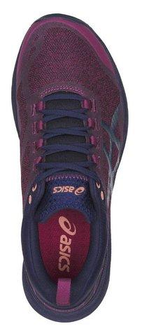 Беговые кроссовки женские Asics Gecko Xt синие-фиолетовые