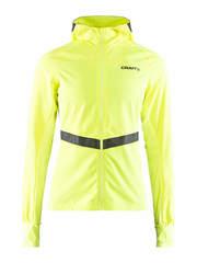 Craft Urban Wind куртка для бега женская neon