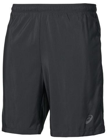 Шорты для бега мужские Asics 2 IN 1 9-inch черные