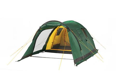 Alexika Grand Tower 4 кемпинговая палатка четырехместная