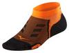 Mizuno Drylite Race Low носки черные-оранжевые - 1