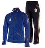 Лыжный костюм ST Pro Dressed Blue-yellow унисекс - 1