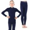 Brubeck Active Wool детский комплект термобелья - 1