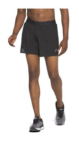 """Asics Ventilate 2 In 1 5"""" Short шорты для бега мужские черные"""
