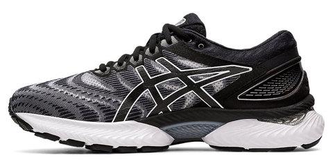 Asics Gel Nimbus 22 2E кроссовки для бега мужские черные