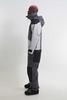 Комбинезон для сноуборда мужской Cool Zone ASAP асфальт-черный - 3