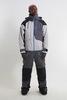 Комбинезон для сноуборда мужской Cool Zone ASAP асфальт-черный - 1