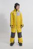 Cool Zone OVER комбинезон женский сноубордический желтый-серый - 1