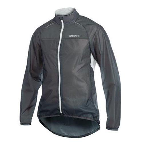 Вело куртка Active Light Rain женская grey