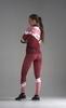Nordski Jr Premium детский гоночный комбинезон бордо-rose - 2