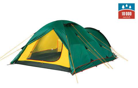 Alexika Tower 4 Plus туристическая палатка четырехместная
