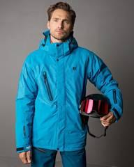 8848 Altitude Westmount мужская горнолыжная куртка fjord blue