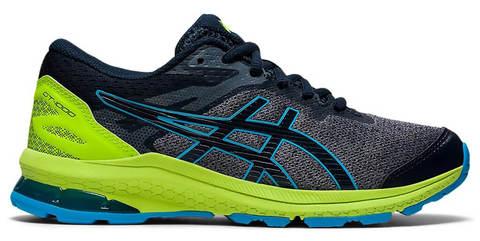 Asics Gt 1000 10 Gs кроссовки для бега детские синие