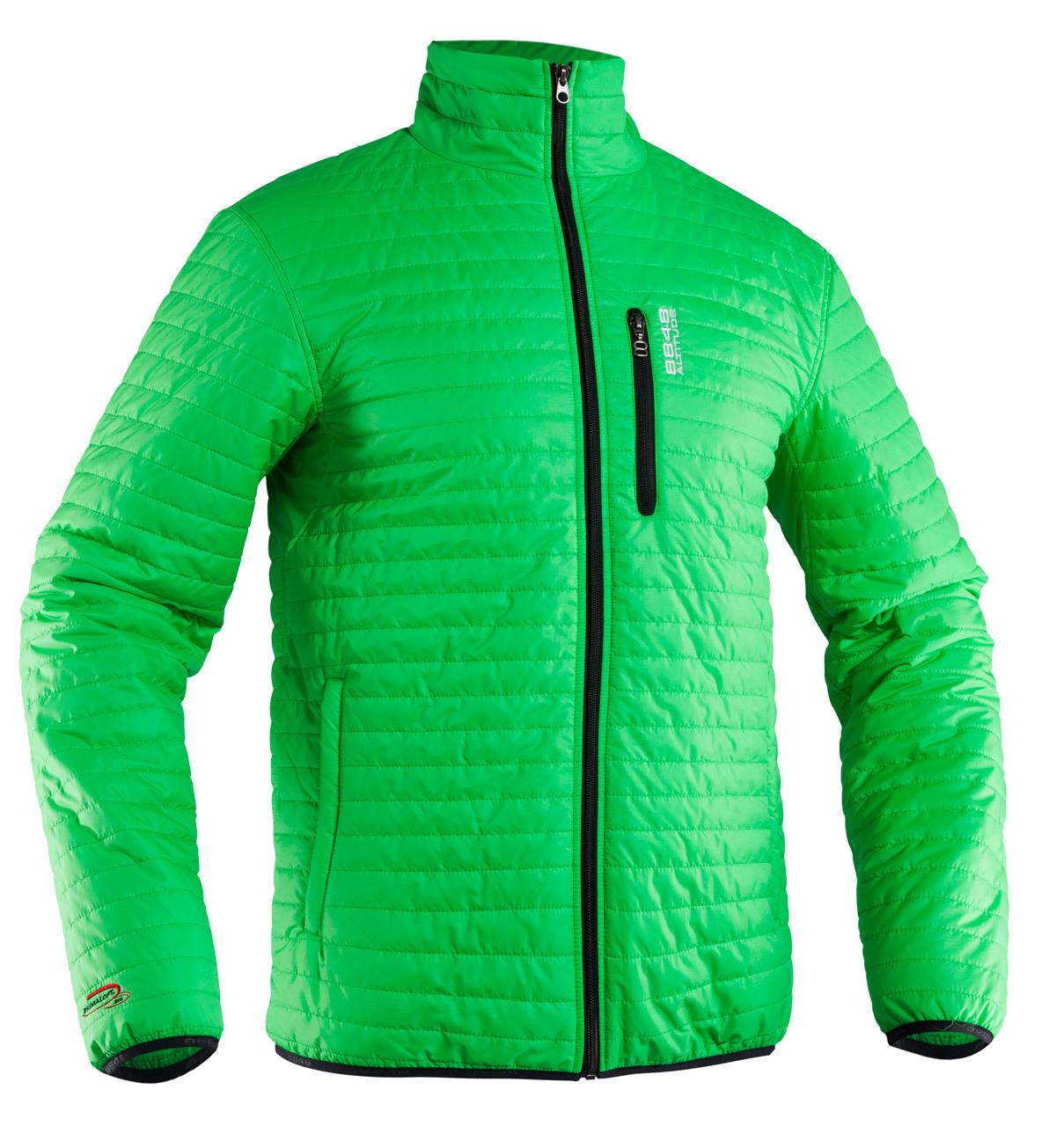 Горнолыжная куртка 8848 Altitude Primaloft Green
